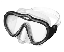 Akona Abaco Scuba Mask - Single Lense