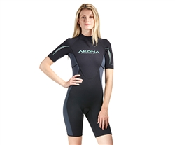 Akona 3mm Shorty Wetsuit (WOMENS)