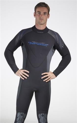 Akona 3mm Quantum Stretch Full Wetsuit (MENS) c6cc5e9bd