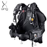 Tusa X-Wing rear-inflation BCD