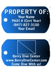 Personalized Gear Tag