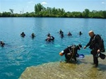 PADI Open Water Training Dives