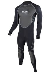 Tilos 3/2mm Cobalt Superstretch Full Wetsuit (MENS/WOMENS)