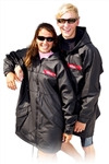 Tilos Water Repellent Hooded Boat Jacket