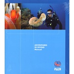 PADI Adventures / Advanced Diving Manual with Data Slates