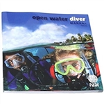 PADI Open Water Diver Manual with dive table