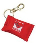 PADI EFR Barrier Key Chain