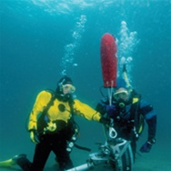 Search and Recovery Diver Course