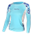 Tilos Anti-UV Long Sleeve Rash Guard (FEMALE)