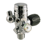 Tilos Cyclone Integrated Valve and First Stage