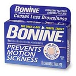 Bonine Motion Sickness Protection
