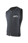 Tilos Neoprene Vest W/ Front Zip (2mm) (Ladies/Men)