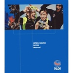 PADI Open Water Diver Manual with dive table SPECIAL YOUSWOOP PRICE