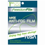 Tusa anti-fog film (NEW Anti-Fog Treatment}