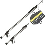 JBL Travel Magnum Combo Double Sling Speargun with Case (4D46TC)